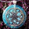 Sacred Geometry Orgonite Pendants