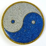 Charging Plate - Yin and Yang - 4.53'' / 115mm - 1