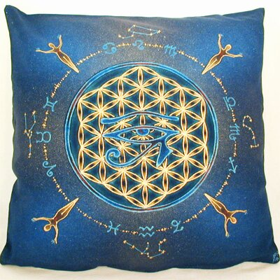 Astrology & Geometry Pillow / Cover