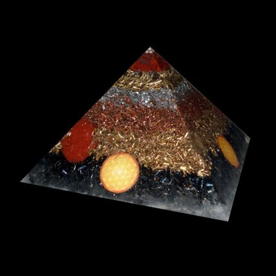 Orgone Pyramid Egypt XL - Energy / Activity