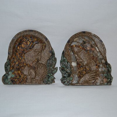 Jesus And Mary Orgonite Set