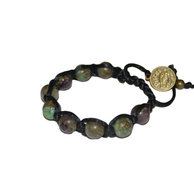 Orgonite bracelet - PISCES / Fish