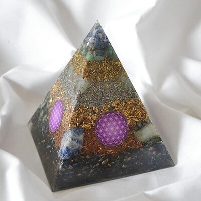 Orgone Pyramid Kepler L - Bright Mind / Team Spirit