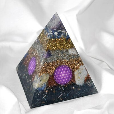 Orgone Pyramid Kepler L - Peace and Calm