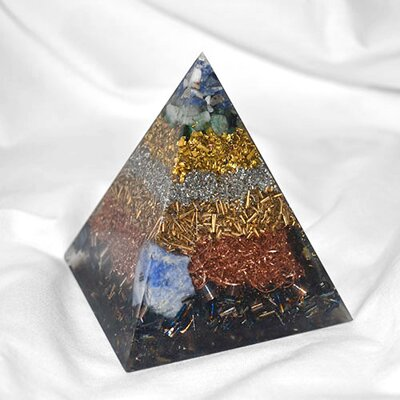 Orgone Pyramid Kepler M - Bright Mind / Team Spirit