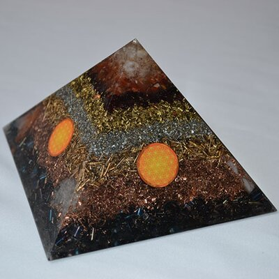 Orgone Pyramid Egypt ML - Energy / Activity