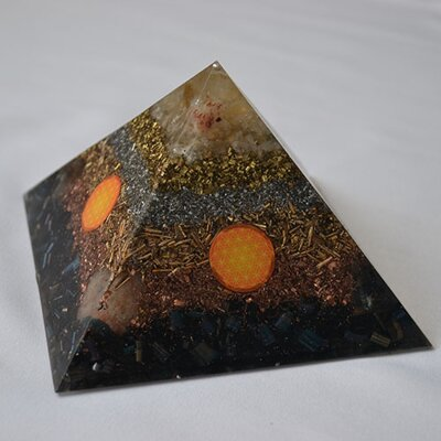 Orgone Pyramid Egypt ML - Happy Optimist