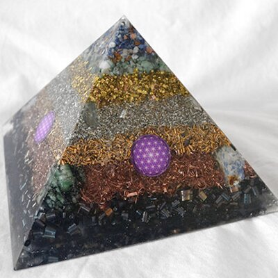 Orgone Pyramid Egypt XL - Bright Mind / Team Spirit