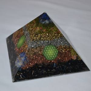 Orgone Pyramid Egypt ML - Healthy Body / Healthy Spirit