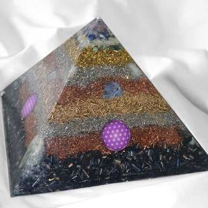 Orgone Pyramid Egypt XXL - Bright Mind / Team Spirit