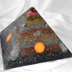 Orgone Pyramid Egypt XXL - Happy Family / Good Relationships
