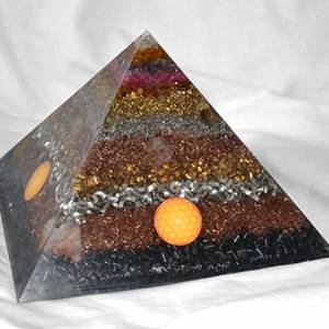 Orgone Pyramid Egypt XXL - Pyramid of the Sun