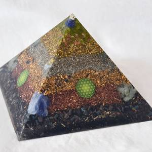 Orgone Pyramid Egypt XL - Healthy Body / Healthy Spirit